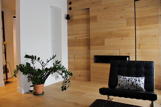 cuidar el parquet de madera