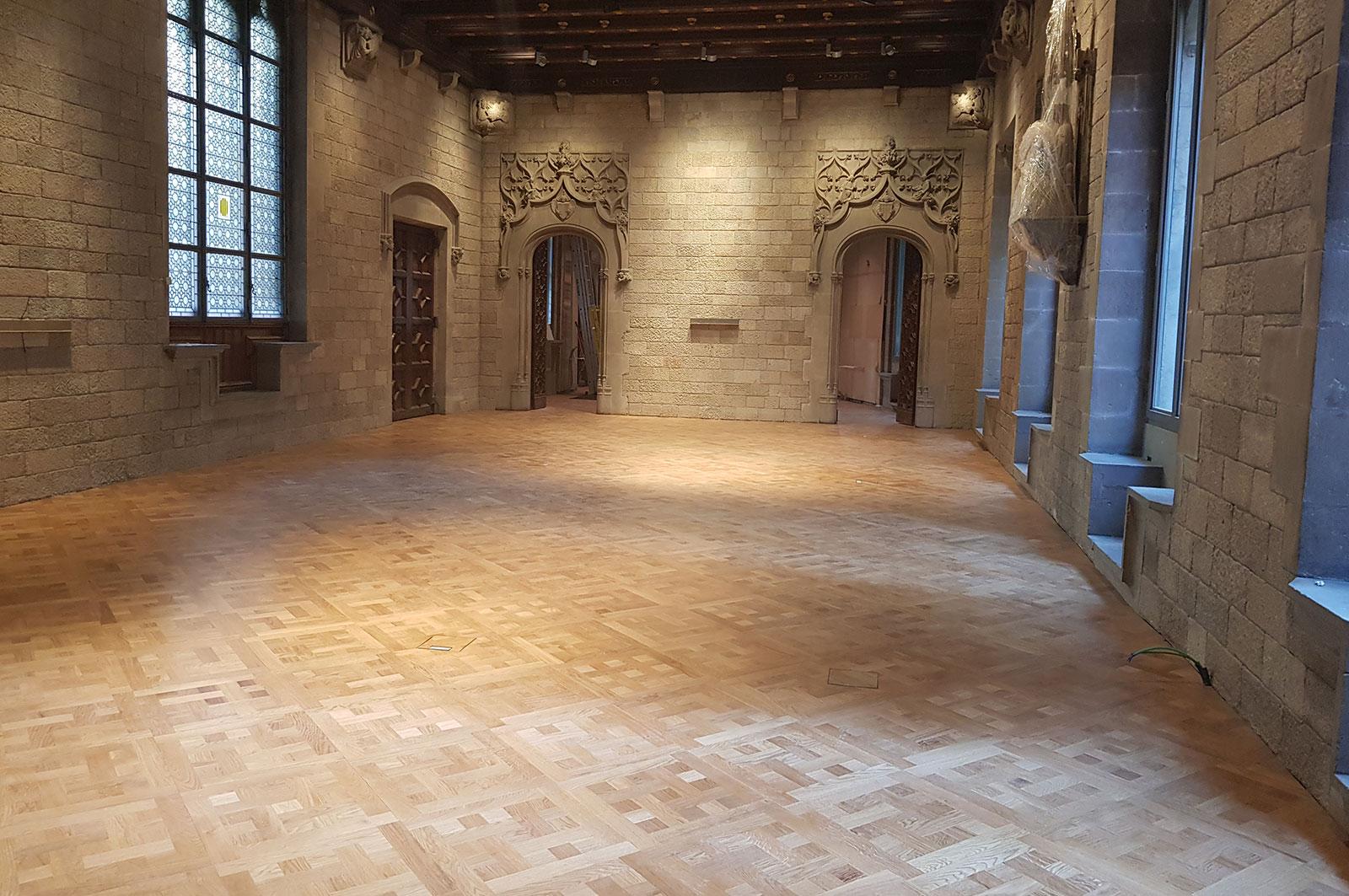 restauracion sala